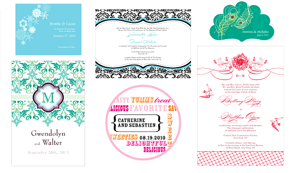 Choosing Your Wedding Invitations in 5 Easy Steps
