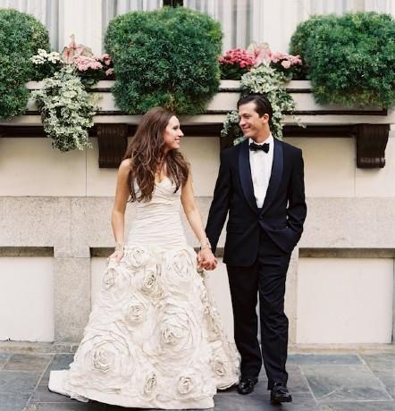 New Orleans Black Tie Wedding
