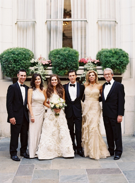 New orleans black tie wedding celebrity style weddings new orleans black tie wedding junglespirit Image collections