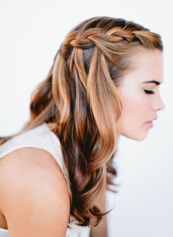 Excellent Inspirations 20 Beautiful Bridal Hairstyles Hairstyles For Women Draintrainus