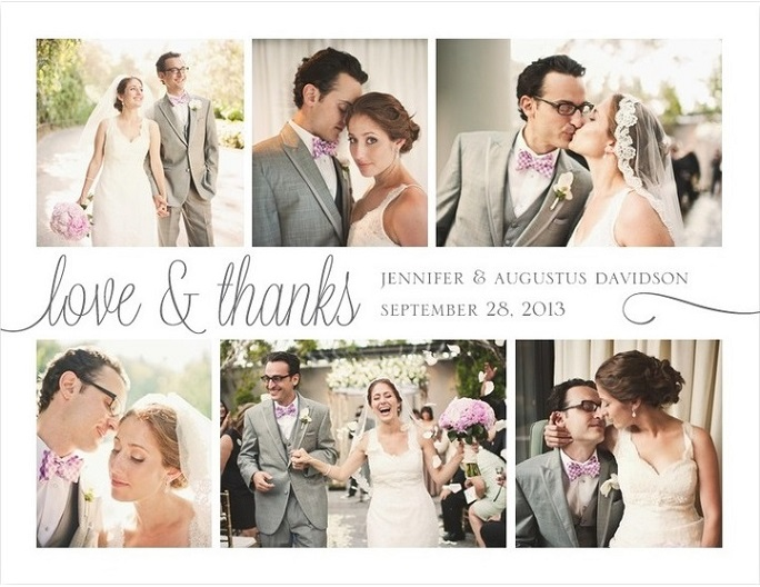 How To Write A Wedding Thank You Note Celebrity Style Weddings