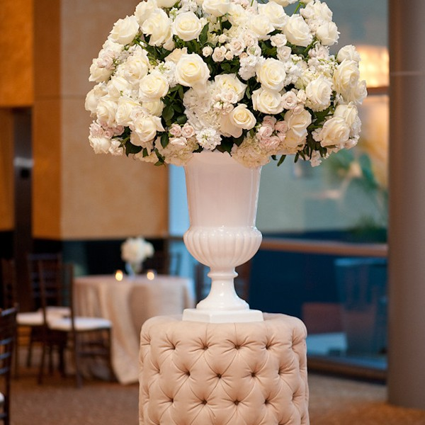 Elegant wedding centerpieces celebrity style weddings