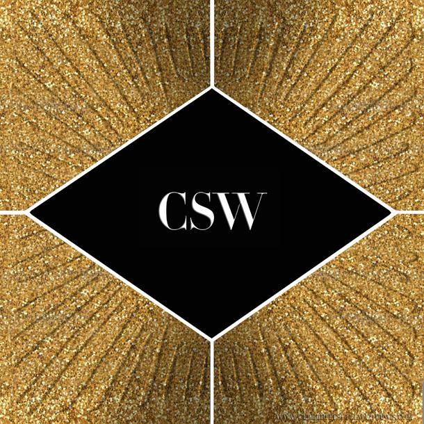 Harvest Gold Glitter Palette Color Story