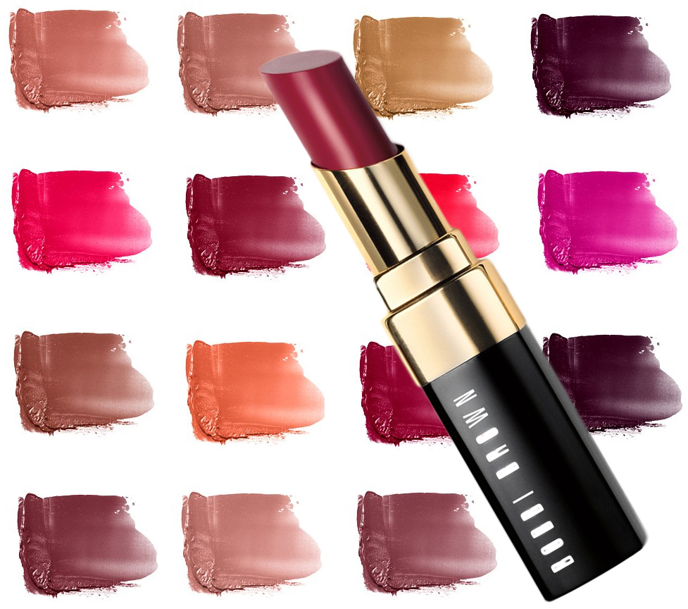 Want Kissable Lips See Bobbi Browns New Nourishing Lip Color