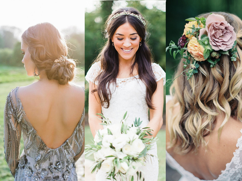 10 Best Wedding Hairstyles Of 2016 You Can Still Wear In 2017 ...
