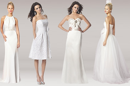 How to choose the perfect dress for your body shape for How to choose a wedding dress