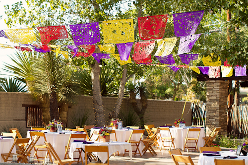 Spanish Style Wedding - Celebrity Style Weddings