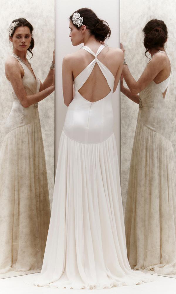 The Jenny Packham 2013 Bridal Collection - Celebrity Style Weddings