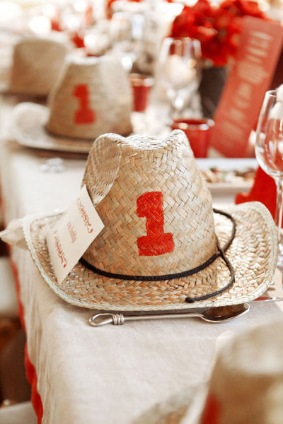 20 Creative Ways To Number Your Tables