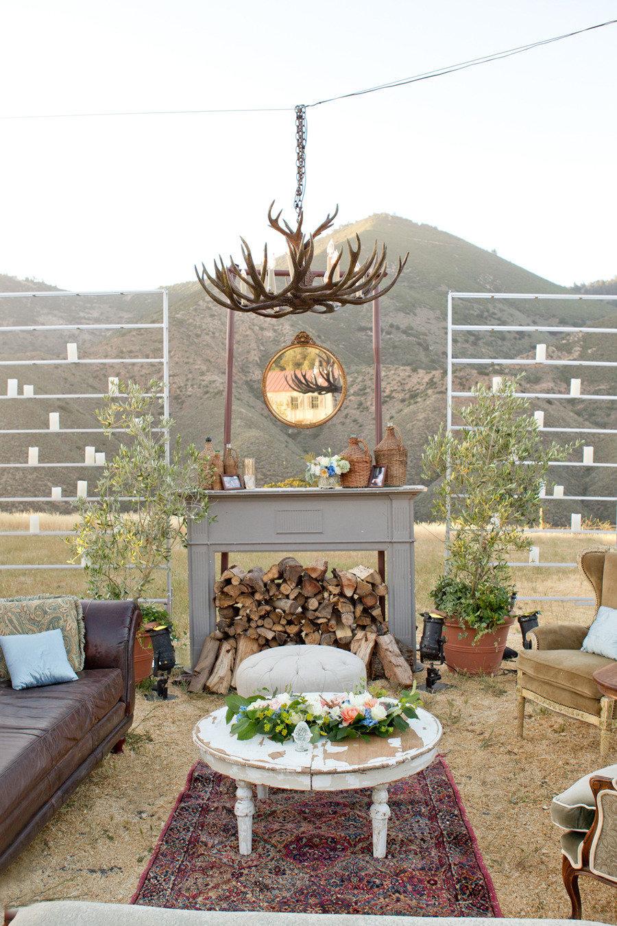 Stylish Outdoor Wedding Reception Ideas