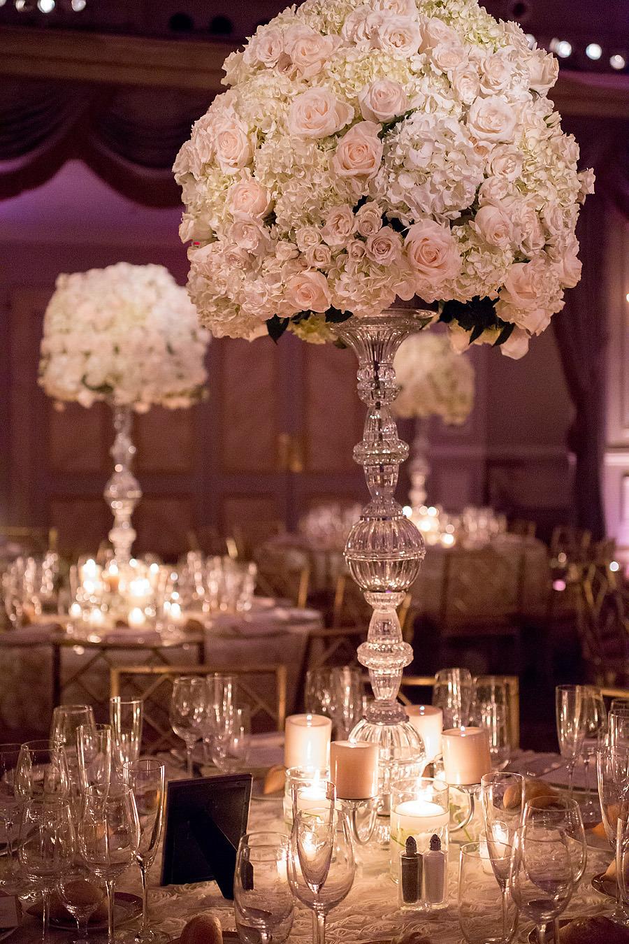 Elegant wedding centerpieces celebrity style weddings elegant wedding centerpieces junglespirit Choice Image