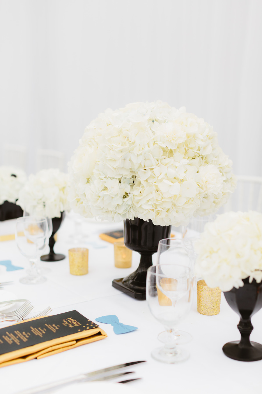 Elegant Wedding Centerpieces - Celebrity Style Weddings