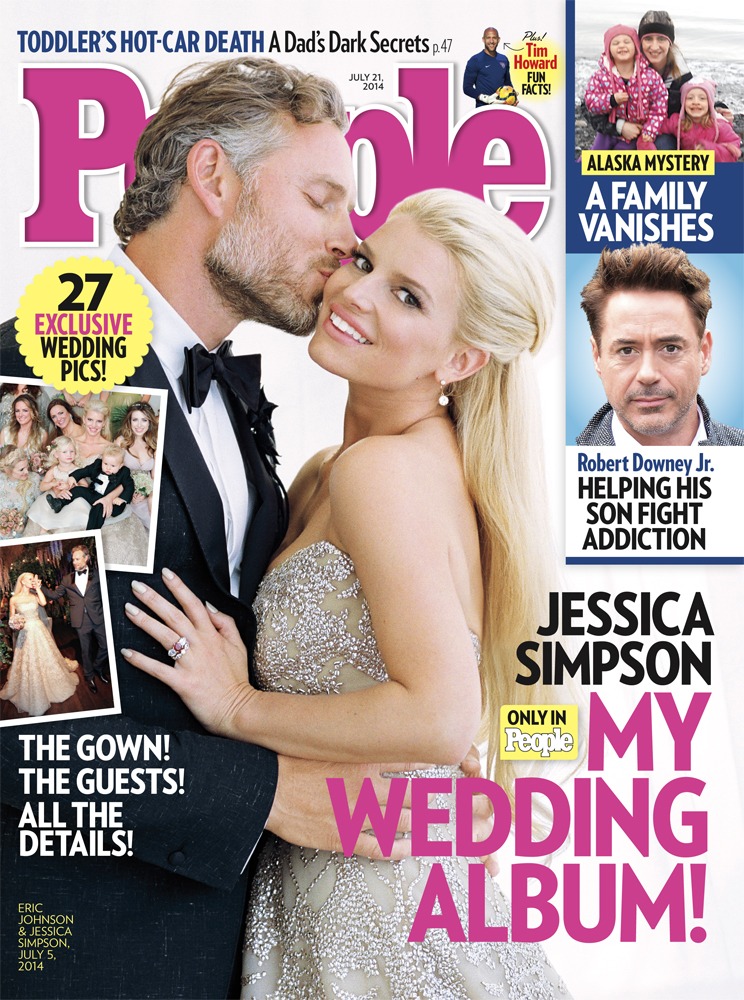 Jessica Simpson Wedding