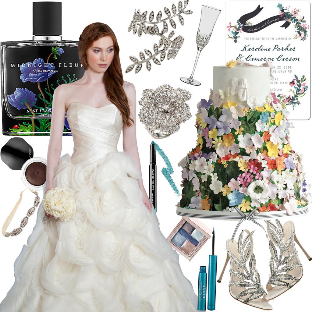 Celebrity Wedding Etiquette: Celebrity Style Weddings