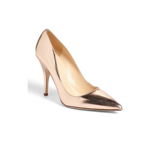 Rose Gold Pumps
