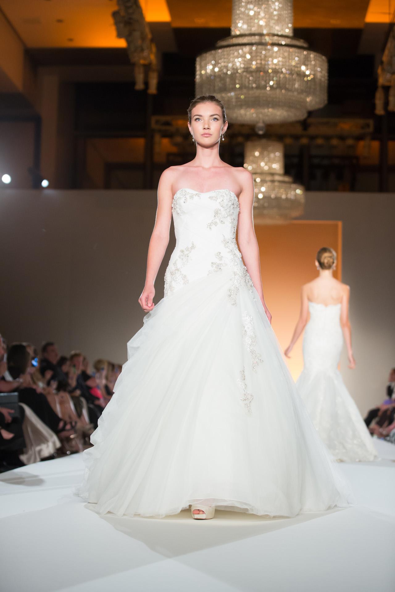 funky runway wedding dresses pattern princess wedding
