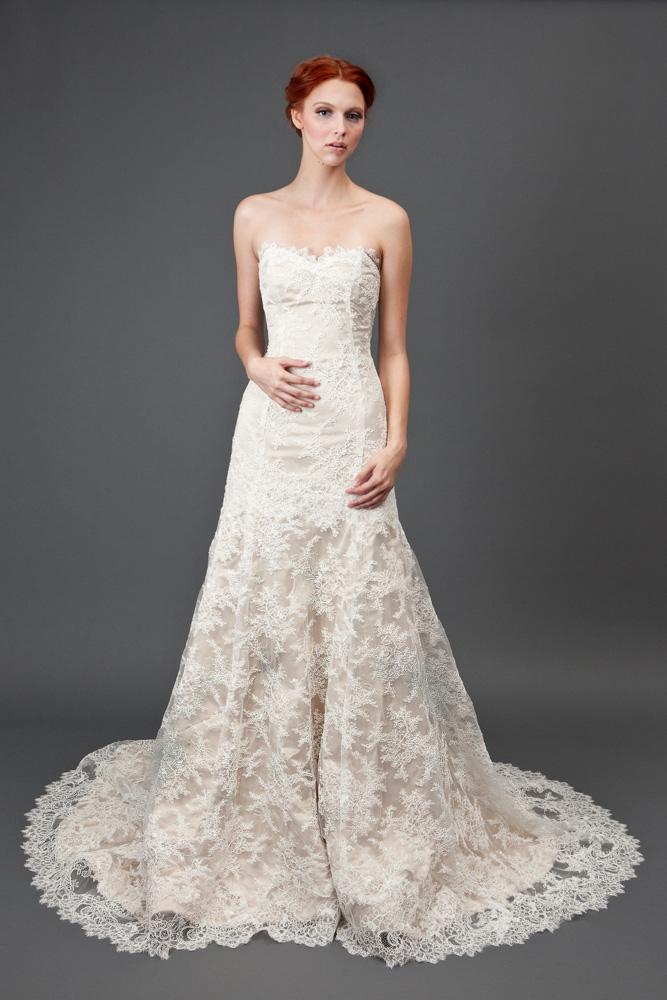 b9ab9b7c540 An Interview With Wedding Gown Designer Heidi Elnora - Celebrity ...