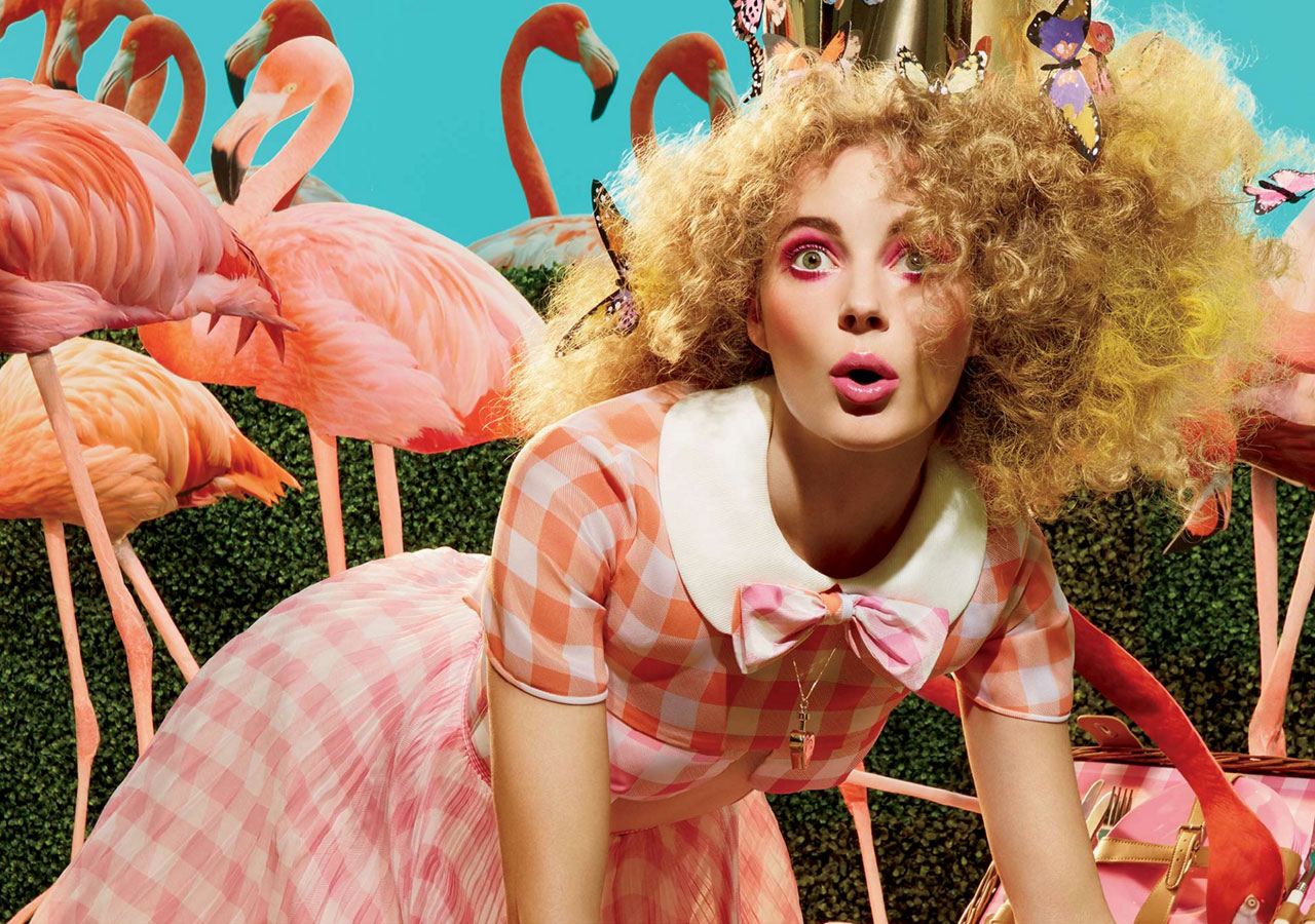 MAC Flamingo Park Spring 2019 Makeup Collection photo