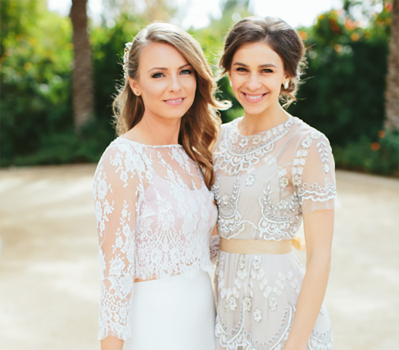 Wedding Dresses Are These The Prettiest Lace Details Ever